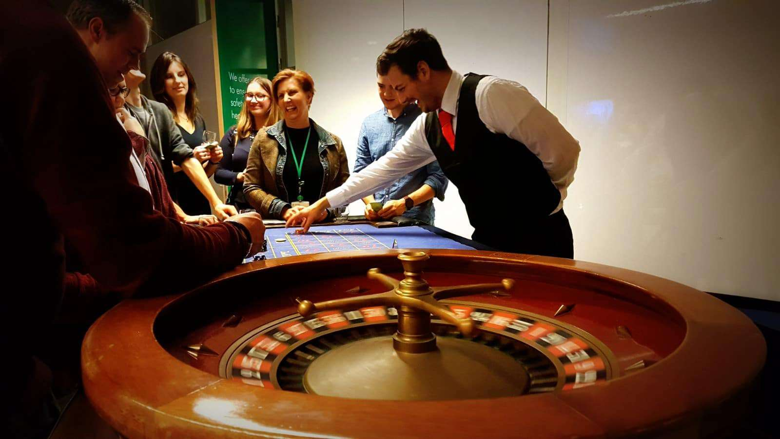roulette op locatie met casinohuren.nl
