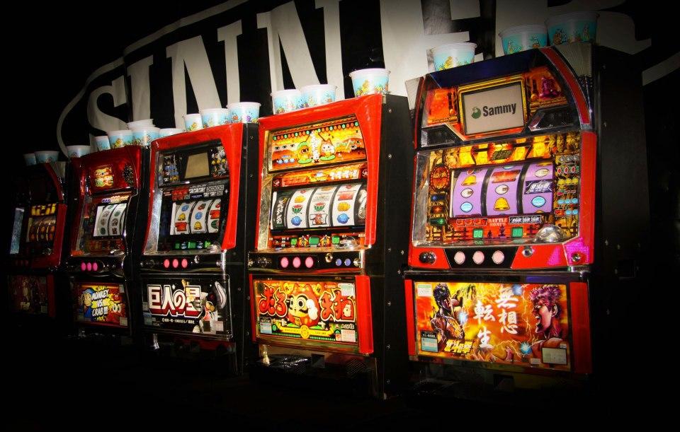 Slotmachines van Casinohuren.nl