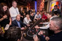 een casino feest met echte casino tafels op uw locatie!