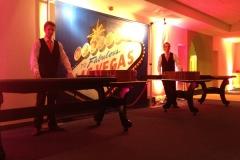 Las Vegas decor van Casinohuren.nl