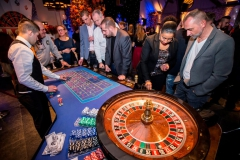De roulettetafel van casinohuren.nl