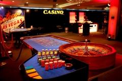 De roulette tafel van casinohuren.nl
